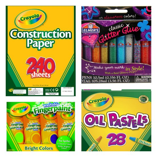 crayola arts and crafts