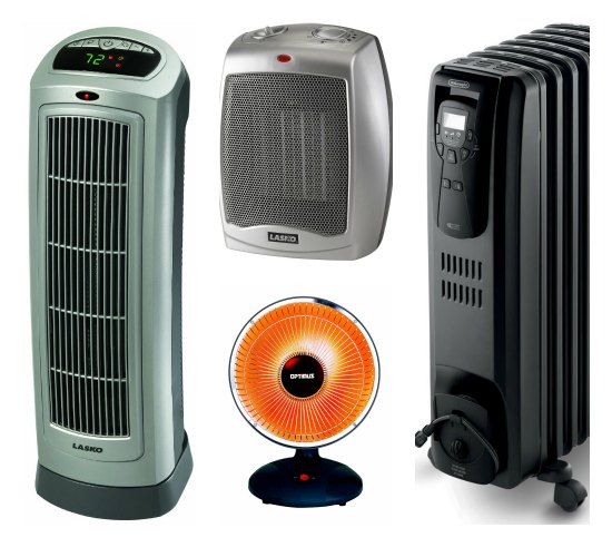 deals on heaters