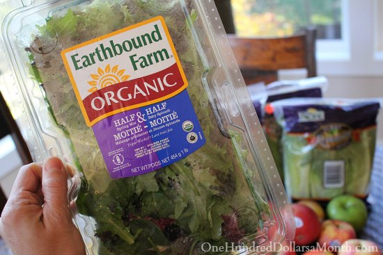 Earthbound Farms Organic Apple Slices Earthbound Farms Organic