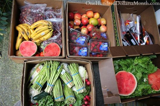 Food Waste In America – Free Fruit? Heck Ya I'll Take it.