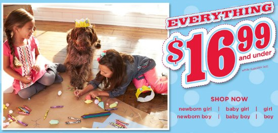 gymboree sale coupons