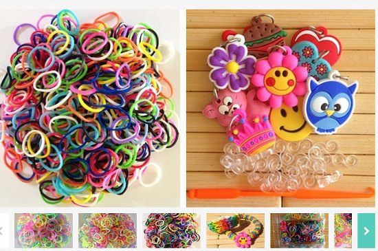 loom rubber bands