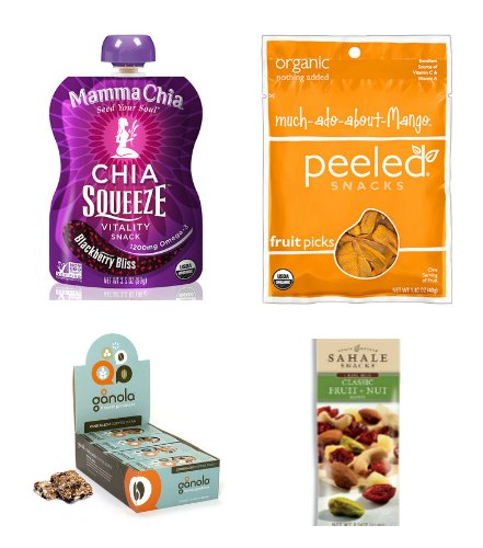 mamma chia healthy snacks