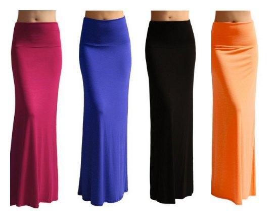 Cheap Maxi Skirts