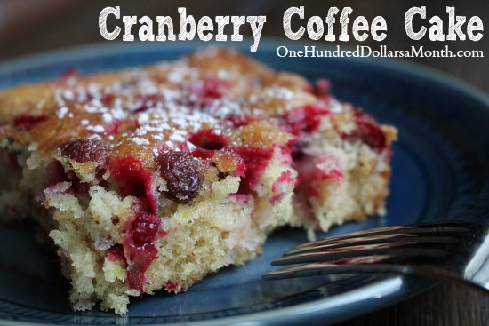 cranberry coffee cake this little cake takes the um cake