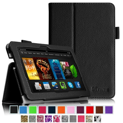 Fintie Amazon Kindle Fire HDX 7 Folio Case