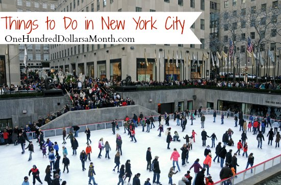 Things to do in new york city one hundred dollars a month for Thing to do new york
