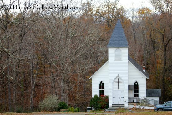 Walton Mountain Museum Church