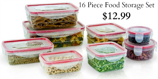 food storage set