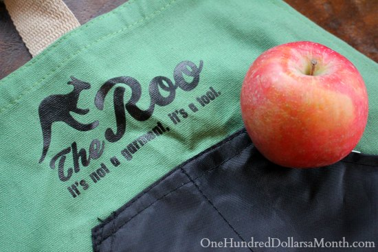The Roo Garden Apron: The Tool Every Gardener Should Own!