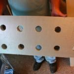 styroforam boards