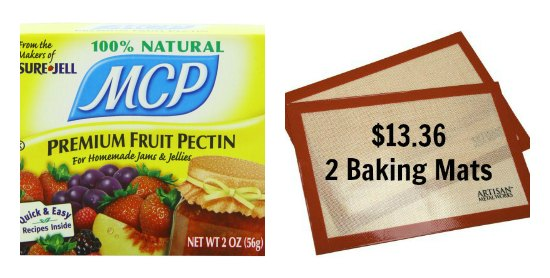 Amazon Deals, Bacon Gifts, Take Along Guides, Pectin Deal, Coffee and Soup Coupons