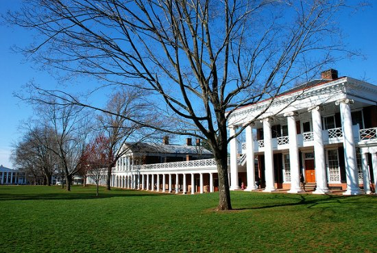 the university of virginia