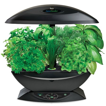 AeroGarden 7-Pod Indoor Garden with Gourmet Herb Seed Kit