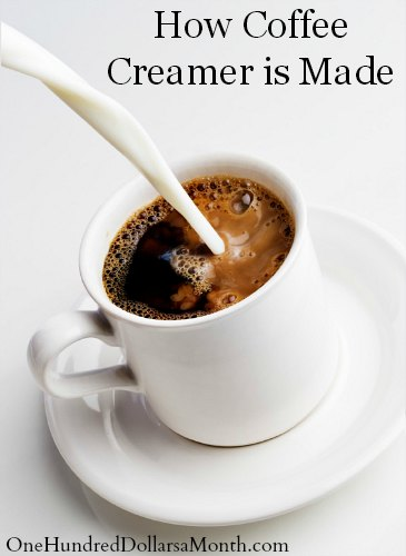 What's In My Food – How Coffee Creamer is Made