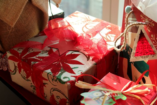 Penny Pinching Tip – Reuse Wrapping Paper and Gifts Bags