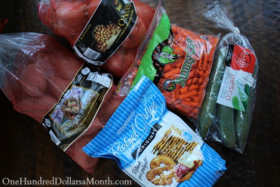 How to Feed Your Family for $100 a Month: My Year-End Grocery Budget