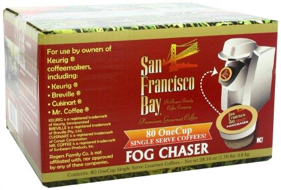 fog chaser k cups