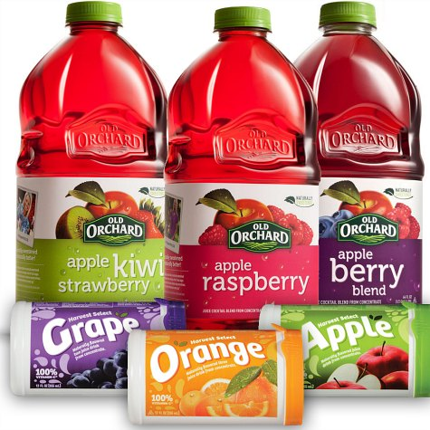 old orchard juice coupons