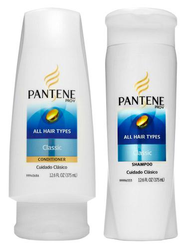 FREE Pantene shampoo &...