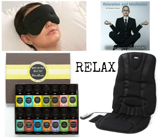 soothing eye mask