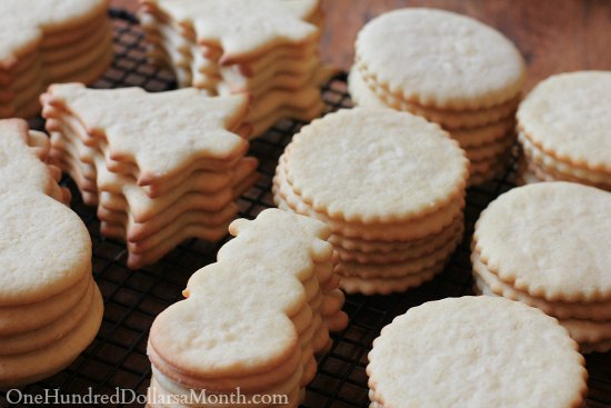 25 Days of Christmas Cookies – The Best Sugar Cookie Recipe