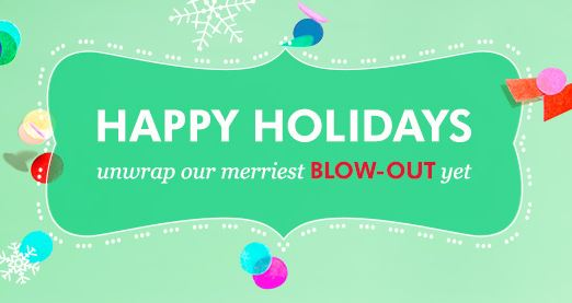 zulily blowout sale