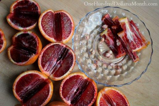 Blood Orange Beaujolais Marmalade Recipe — Dishmaps