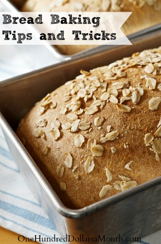 Bread Baking Tips and Tricks