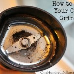 How to Clean Your Coffee Grinder