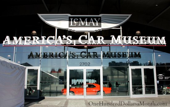 LaMay Car Museum in Tacoma