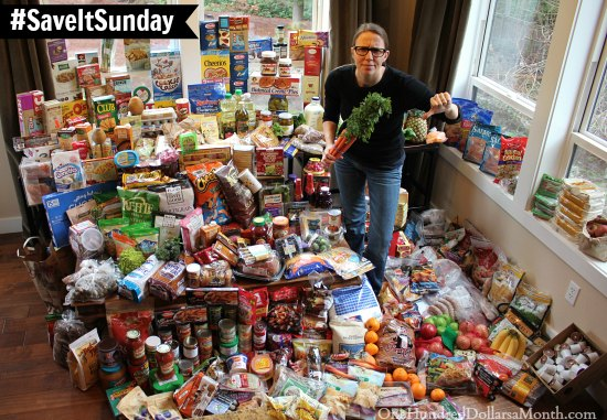 #SaveitSunday Food Waste