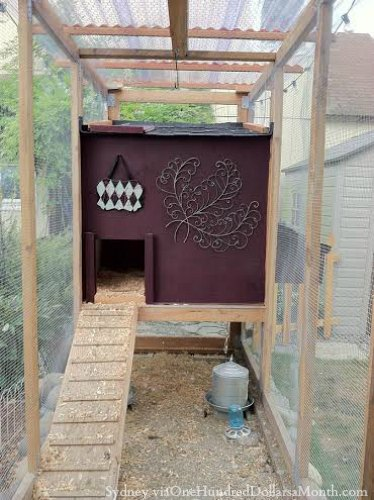 chicken coop pictures