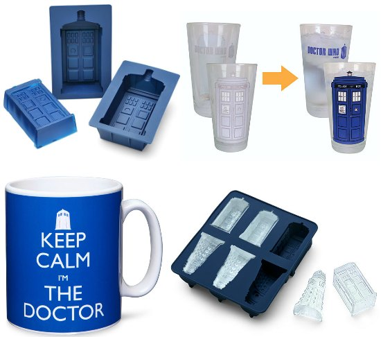 dr who glasses