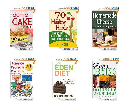 Mornings with Mavis – Free Kindle Books, Yogurt Maker, Scotch Brite Sponges, Zip Ties, OtterBox and More