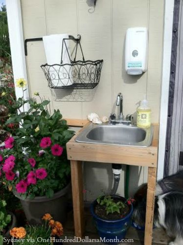 Chicken Coop Photos from Tacoma, Washington on Patio Sink Station id=59758