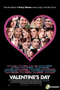Friday Night at the Movies – Valentine's Day
