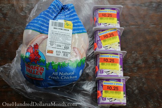 How to Feed Your Family for $100 a Month – Week 3 of 52