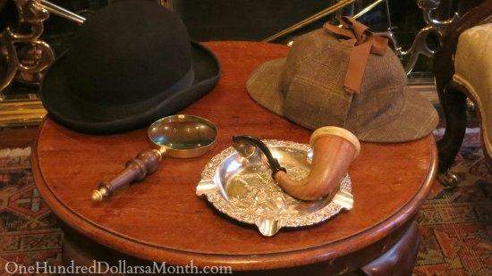 221b Baker Street Museum 221b Baker Street Sherlock