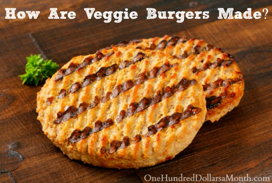 What's In My Food – How Veggie Burgers Are Made