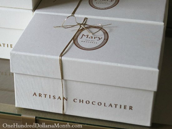 Mary Chocolatier