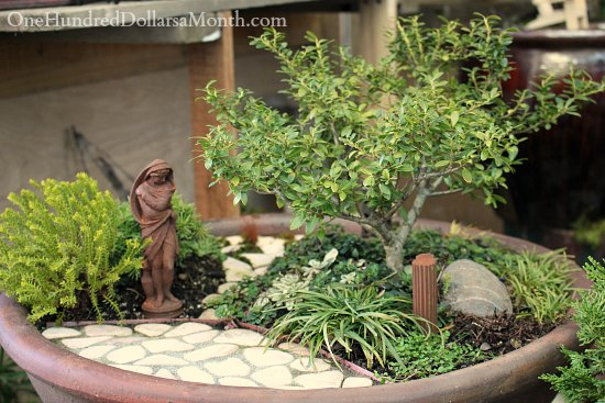 Miniature Gardens at the Northwest Flower and Garden Show