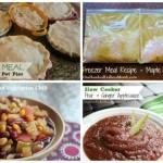 Weekly Meal Plan - Menu Plan Ideas