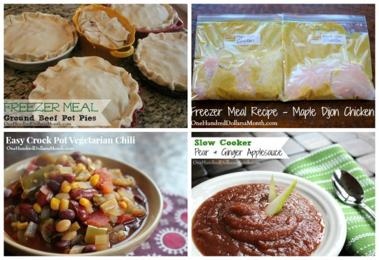 Weekly Meal Plan – Menu Plan Ideas Week 6 of 52