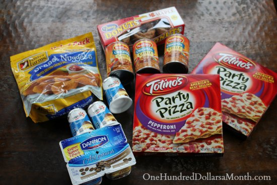 How to Feed Your Family for $100 a Month – Week 7 of 52