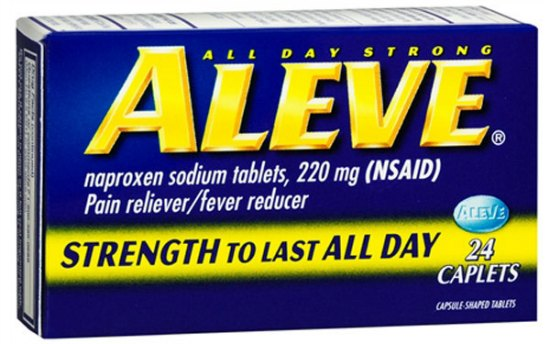 aleve coupons