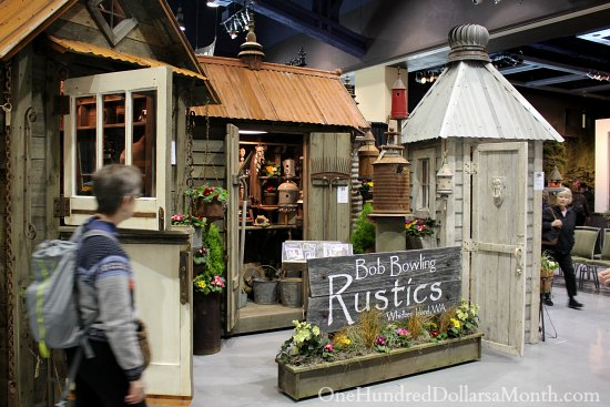 Bob Bowling Rustics – Recycled Garden Sheds and Art