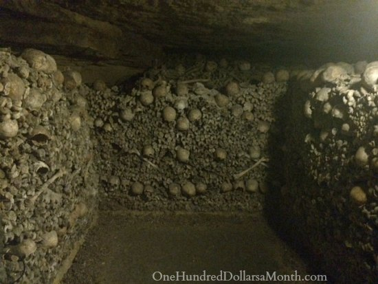 The Catacombes – Paris, France