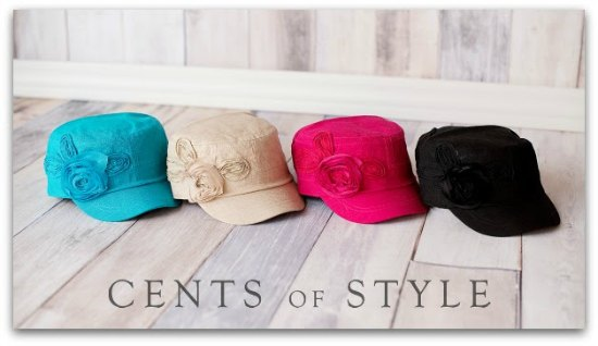 cents of style hats