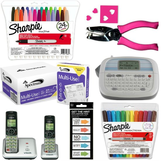 deals on office supplies